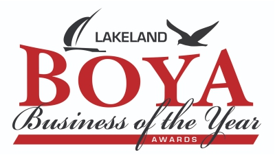 Jacknife Oilfield Winner of Lakeland Business of the Year Awards BOYA Winner
